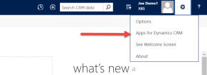 Email Tracking Office 365 and Dynamics CRM Joe Gill Dynamics 365 Consultant