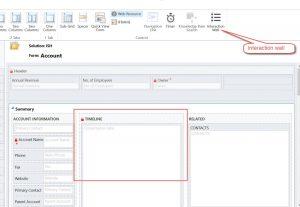 Interactive Service Hub - Sub Account Activity Issue Joe Gill Dynamics 365 Consultant