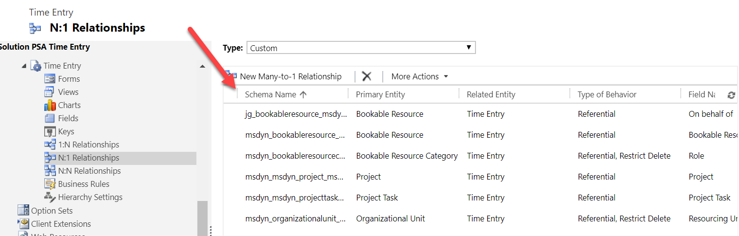 PSA Contractor Time Entry Joe Gill Dynamics 365 Consultant