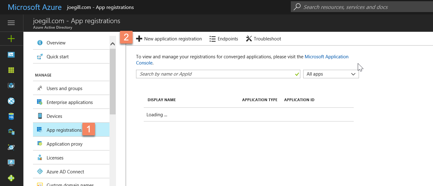 How to Configure Dynamics 365 S2S Authentication Joe Gill Dynamics 365 Consultant