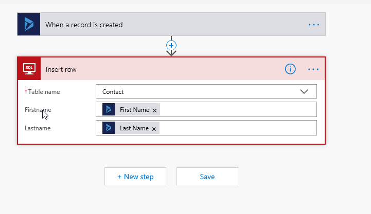 Flow to Synch Dynamics 365 with an On Premise Database Joe Gill Dynamics 365 Consultant