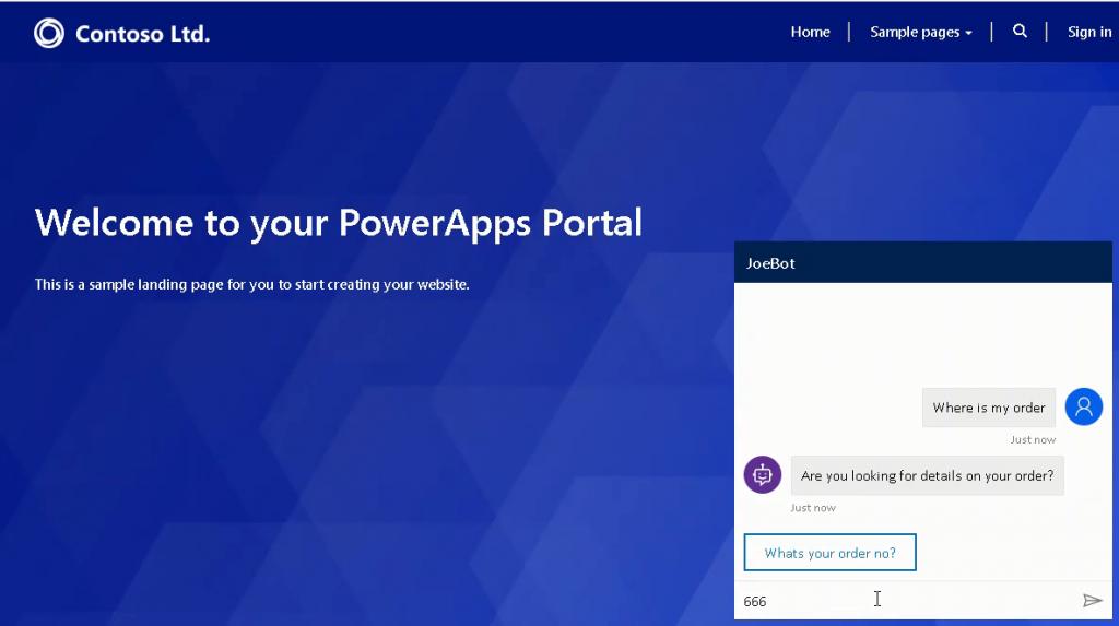 PowerApps Portal & Virtual Agent Bot Joe Gill Dynamics 365 Consultant