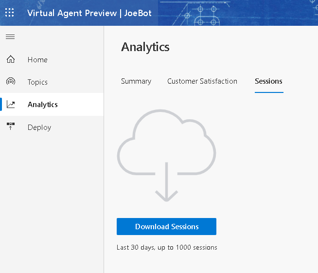Fine Tune your Power Virtual Agents Bot Joe Gill Dynamics 365 Consultant