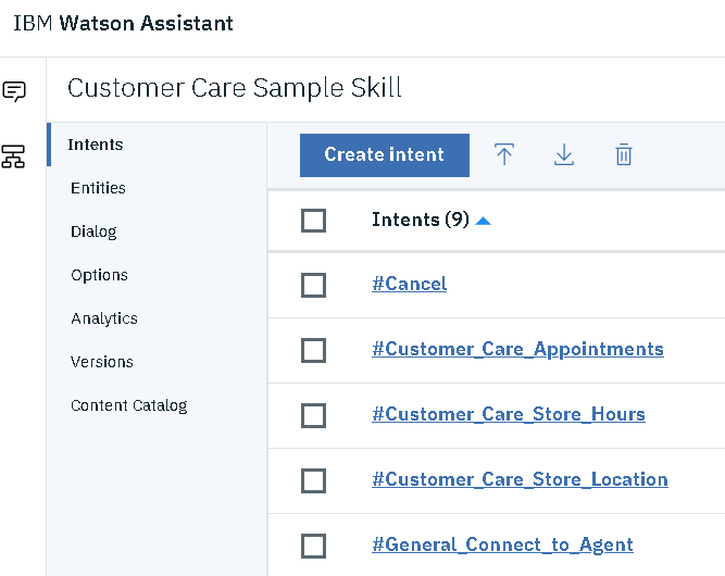 Watson Assistant ChatBot Joe Gill Dynamics 365 Consultant