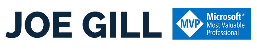 Joe Gill Logo