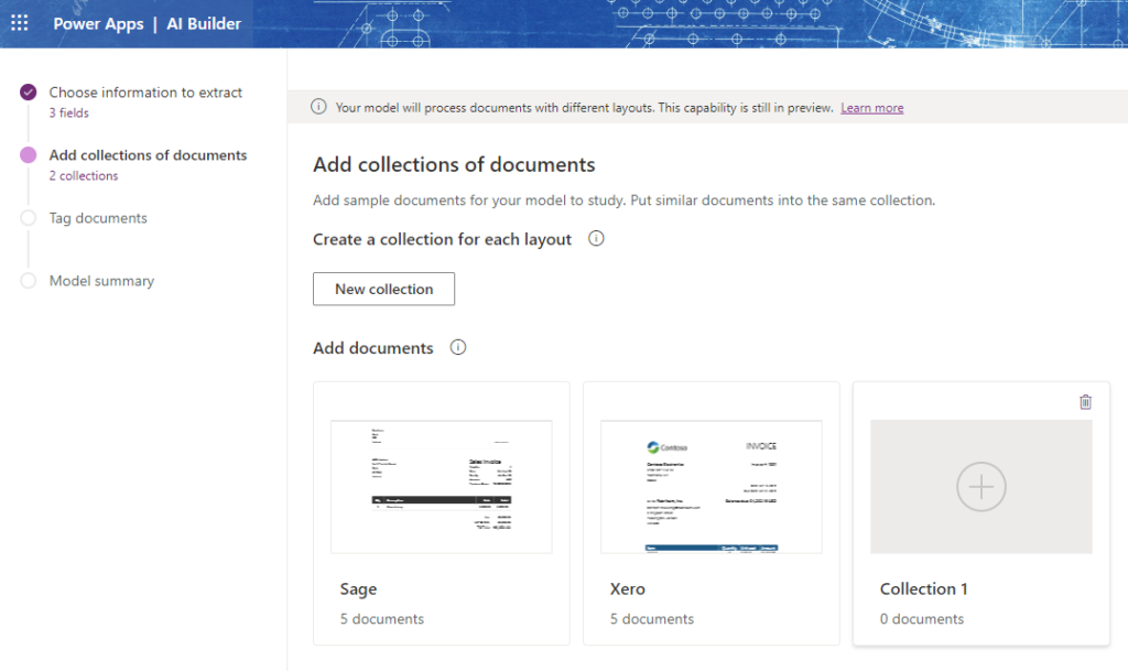 AI Builder - Form Processing Layouts Joe Gill Dynamics 365 Consultant